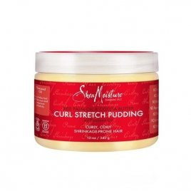 Shea moisture  RED PALM OIL AND COCOA BUTTER CURL STRETCH PUDDING