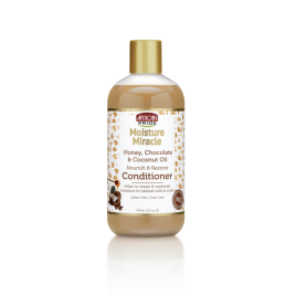 AFRICAN  PRIDE MOISTURE MIRACLE Honey,Chocolate,Coconut CONDITIONER