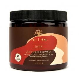 As I Am  Curl Coconut COWASH