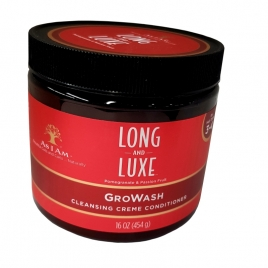 As I Am  Curl Long and Luxe Gro Wash