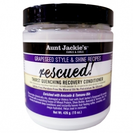 AUNT JACKIE'S GRAPESEED THIRST QUENCHING RECOVERY CONDITIONER