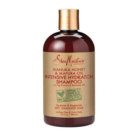 SHEA MOISTURE Manuka Honey & Mafura INTENSIVE HYDRATATION SHAMPOO