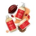 RED PALM OIL AND COCOA BUTTER