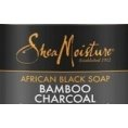 AFRICAN BLACK SOAP BAMBOO CHARCOAL