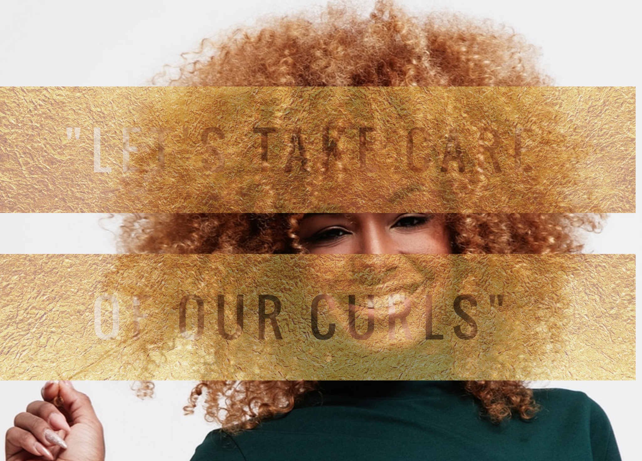 ginger curls